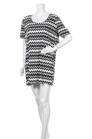 Рокля Esmara, Размер XXL, Цвят Черен, 95% памук, 5% еластан, Цена 27,93лв.