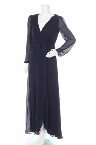 Φόρεμα Eve, Μέγεθος S, Χρώμα Μπλέ, Πολυεστέρας, Τιμή 19,38€