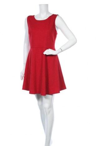 Φόρεμα Fb Sister, Μέγεθος XL, Χρώμα Κόκκινο, 84% πολυεστέρας, 12% βισκόζη, 4% ελαστάνη, Τιμή 14,29€