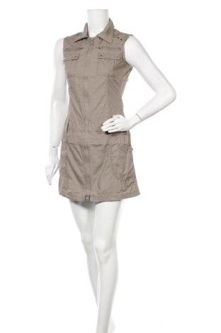 Φόρεμα Fishbone, Μέγεθος S, Χρώμα Καφέ, Τιμή 15,43€