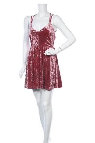 Φόρεμα Forever 21, Μέγεθος L, Χρώμα Ρόζ , 90% πολυεστέρας, 10% ελαστάνη, Τιμή 13,64€