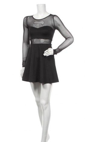 Φόρεμα Forever 21, Μέγεθος S, Χρώμα Μαύρο, 95% πολυεστέρας, 5% ελαστάνη, Τιμή 31,18€