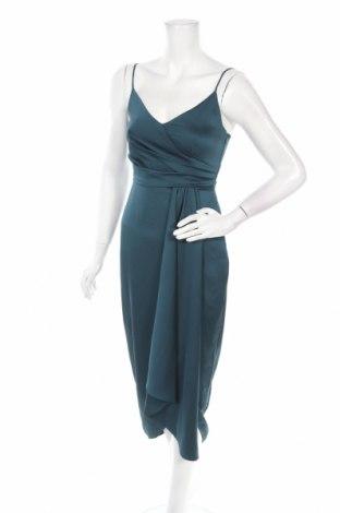 Φόρεμα Forever New, Μέγεθος XS, Χρώμα Μπλέ, 95% πολυεστέρας, 5% ελαστάνη, Τιμή 31,20€
