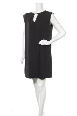 Φόρεμα George, Μέγεθος L, Χρώμα Μαύρο, 93% πολυεστέρας, 7% ελαστάνη, Τιμή 23,45€