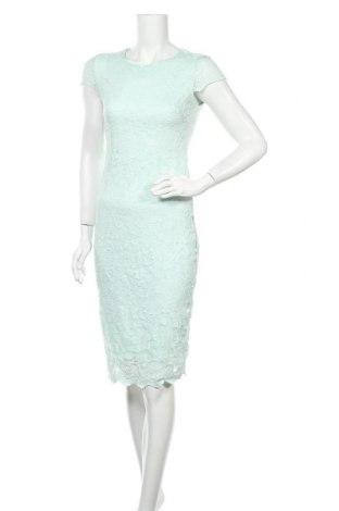 Φόρεμα Gina Tricot, Μέγεθος M, Χρώμα Πράσινο, 95% πολυεστέρας, 5% ελαστάνη, Τιμή 16,89€