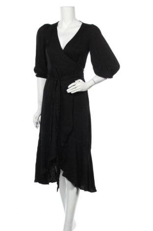 Φόρεμα Good American, Μέγεθος S, Χρώμα Μαύρο, Βισκόζη, Τιμή 18,35€