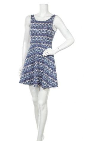 Φόρεμα H&M Divided, Μέγεθος S, Χρώμα Πολύχρωμο, 93% πολυεστέρας, 7% ελαστάνη, Τιμή 12,28€