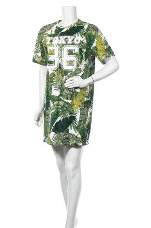 Рокля H&M Divided, Размер S, Цвят Многоцветен, Памук, Цена 22,94лв.