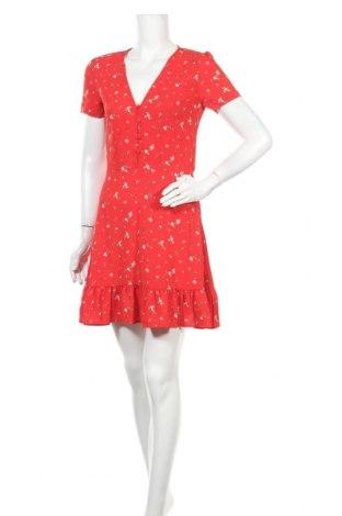 Φόρεμα H&M Divided, Μέγεθος M, Χρώμα Κόκκινο, 97% πολυεστέρας, 3% ελαστάνη, Τιμή 14,62€