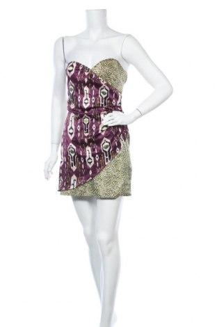 Φόρεμα H&M Divided, Μέγεθος S, Χρώμα Πολύχρωμο, 53% πολυεστέρας, 44% βαμβάκι, 3% ελαστάνη, Τιμή 3,82€