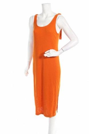 Φόρεμα H&M L.O.G.G., Μέγεθος S, Χρώμα Πορτοκαλί, Τιμή 16,89€