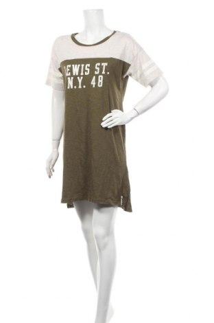 Φόρεμα H&M L.O.G.G., Μέγεθος M, Χρώμα Πράσινο, Βαμβάκι, μοντάλ, Τιμή 14,81€