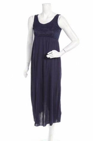 Φόρεμα Heine, Μέγεθος M, Χρώμα Μπλέ, Βισκόζη, Τιμή 7,80€