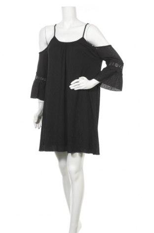 Φόρεμα House, Μέγεθος L, Χρώμα Μαύρο, 99% πολυεστέρας, 1% ελαστάνη, Τιμή 17,11€