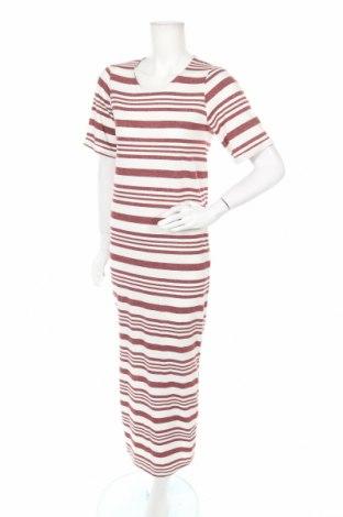 Φόρεμα Ichi, Μέγεθος XS, Χρώμα Λευκό, 60% βαμβάκι, 40% πολυεστέρας, Τιμή 27,83€