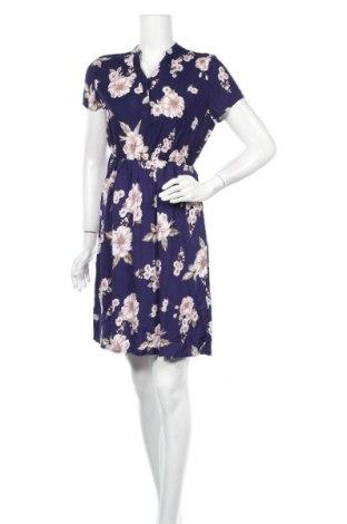 Φόρεμα Ichi, Μέγεθος S, Χρώμα Πολύχρωμο, Βισκόζη, Τιμή 22,81€