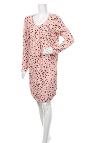 Φόρεμα Ichi, Μέγεθος S, Χρώμα Ρόζ , Βισκόζη, Τιμή 15,46€