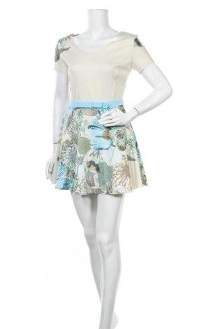 Φόρεμα Imperial, Μέγεθος M, Χρώμα  Μπέζ, 95% πολυεστέρας, 5% ελαστάνη, Τιμή 19,56€