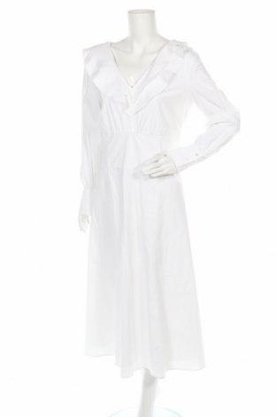 Рокля Ivy & Oak, Размер L, Цвят Бял, 97% памук, 3% еластан, Цена 99,90лв.
