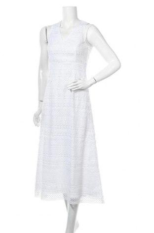 Рокля Ivy & Oak, Размер S, Цвят Бял, 65% памук, 32% полиамид, 3% еластан, Цена 142,45лв.