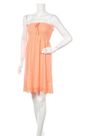 Φόρεμα Janina, Μέγεθος S, Χρώμα Πορτοκαλί, 95% πολυεστέρας, 5% ελαστάνη, Τιμή 13,58€