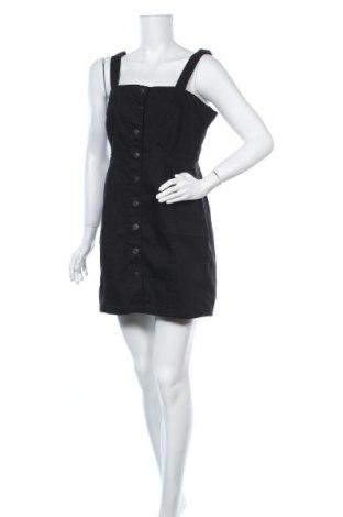 Φόρεμα Janina, Μέγεθος L, Χρώμα Μαύρο, 74% βαμβάκι, 23% πολυεστέρας, 3% ελαστάνη, Τιμή 18,19€