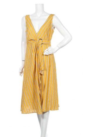 Φόρεμα Jealous Tomato, Μέγεθος L, Χρώμα Κίτρινο, 75% βισκόζη, 25% ελαστάνη, Τιμή 18,19€