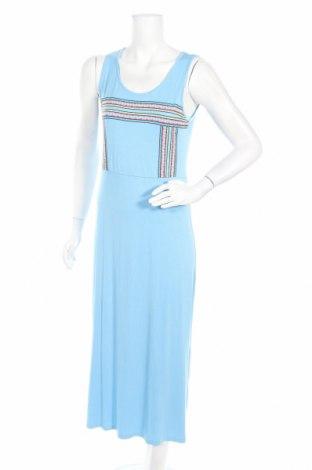 Φόρεμα John Baner, Μέγεθος S, Χρώμα Μπλέ, 95% βισκόζη, 5% ελαστάνη, Τιμή 17,11€