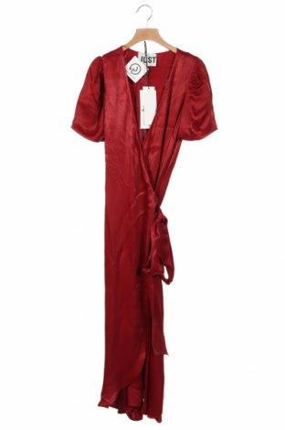 Φόρεμα Just Female, Μέγεθος XS, Χρώμα Κόκκινο, Βισκόζη, Τιμή 48,44€