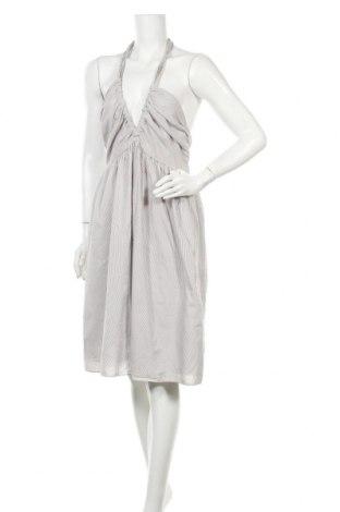 Φόρεμα Kenzo, Μέγεθος M, Χρώμα Γκρί, 70% βαμβάκι, 30% μετάξι, Τιμή 61,83€