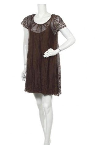 Φόρεμα La Redoute, Μέγεθος M, Χρώμα Καφέ, Πολυαμίδη, Τιμή 12,96€