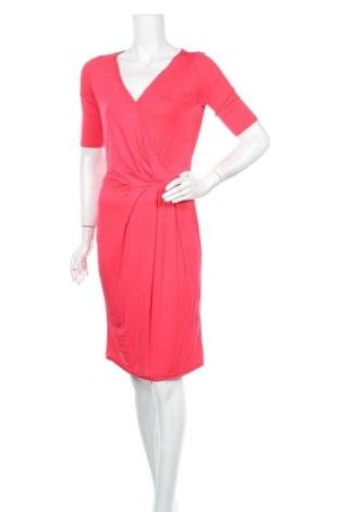 Φόρεμα La Redoute, Μέγεθος S, Χρώμα Ρόζ , 95% βισκόζη, 5% ελαστάνη, Τιμή 18,19€