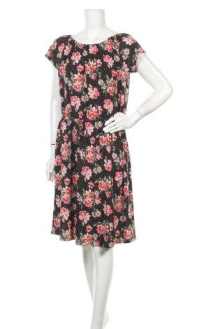 Φόρεμα Laura Torelli, Μέγεθος M, Χρώμα Πολύχρωμο, 97% πολυεστέρας, 3% ελαστάνη, Τιμή 17,28€
