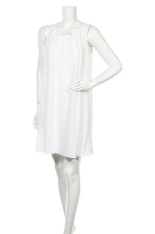 Φόρεμα Laura Torelli, Μέγεθος S, Χρώμα Λευκό, 100% πολυεστέρας, Τιμή 16,05€