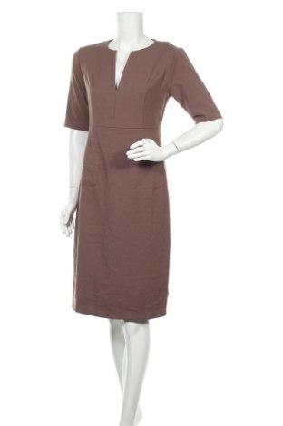 Φόρεμα Lawrence Grey, Μέγεθος S, Χρώμα Καφέ, 65% πολυεστέρας, 31% βισκόζη, 4% ελαστάνη, Τιμή 28,76€
