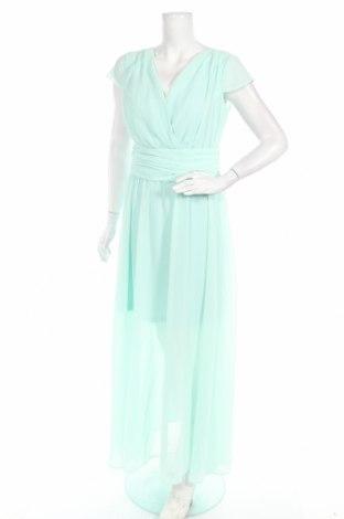 Φόρεμα Lesara, Μέγεθος M, Χρώμα Πράσινο, Πολυεστέρας, Τιμή 28,06€