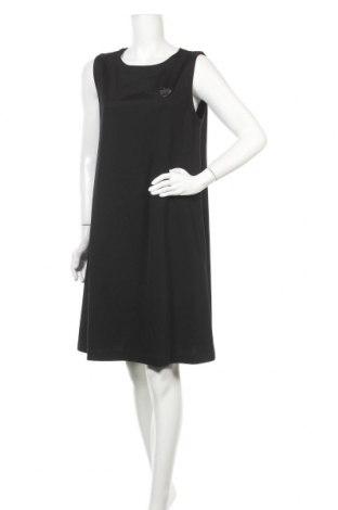 Φόρεμα Love Moschino, Μέγεθος L, Χρώμα Μαύρο, 64% βισκόζη, 30% 6% ελαστάνη, Τιμή 66,34€
