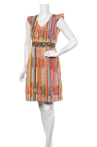Φόρεμα Maddison, Μέγεθος M, Χρώμα Πολύχρωμο, 60% βαμβάκι, 40% μετάξι, Τιμή 23,38€