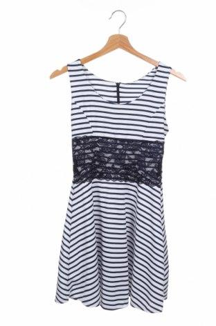 Φόρεμα Made In Italy, Μέγεθος XS, Χρώμα Λευκό, Τιμή 18,19€