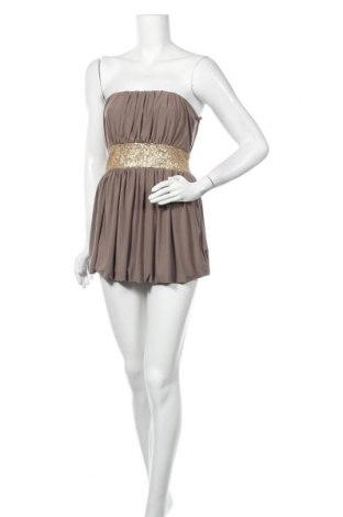 Φόρεμα Madonna, Μέγεθος S, Χρώμα Καφέ, 95% πολυεστέρας, 5% ελαστάνη, Τιμή 13,64€