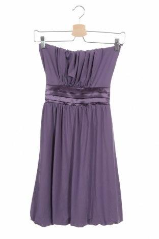 Φόρεμα Madonna, Μέγεθος S, Χρώμα Βιολετί, 95% πολυεστέρας, 5% ελαστάνη, Τιμή 16,24€