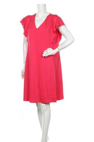 Φόρεμα Manguun, Μέγεθος XL, Χρώμα Ρόζ , 80% πολυεστέρας, 20% βισκόζη, Τιμή 18,19€
