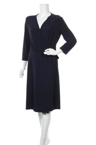 Φόρεμα Max Mara, Μέγεθος XL, Χρώμα Μπλέ, 95% πολυεστέρας, 5% ελαστάνη, Τιμή 75,90€
