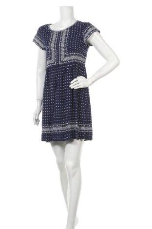Φόρεμα Max Studio, Μέγεθος M, Χρώμα Μπλέ, Βισκόζη, Τιμή 28,39€