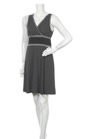 Φόρεμα Max Studio, Μέγεθος M, Χρώμα Μαύρο, 95% πολυεστέρας, 5% ελαστάνη, Τιμή 16,07€