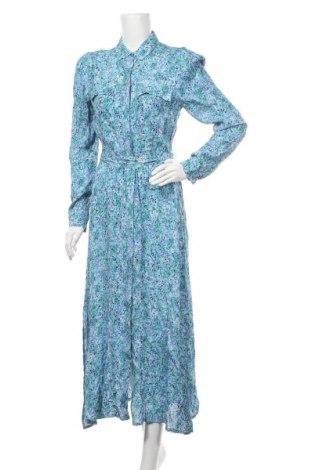 Φόρεμα Mbym, Μέγεθος S, Χρώμα Μπλέ, Βισκόζη, Τιμή 35,83€