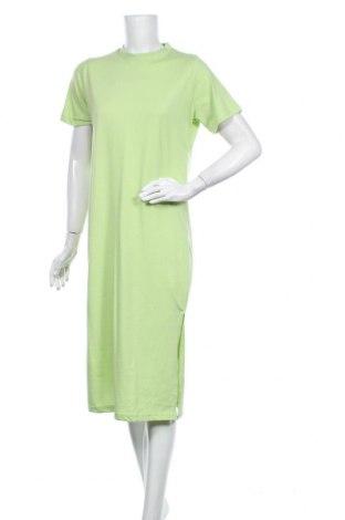 Рокля Missguided, Размер M, Цвят Зелен, 52% полиестер, 48% памук, Цена 27,00лв.