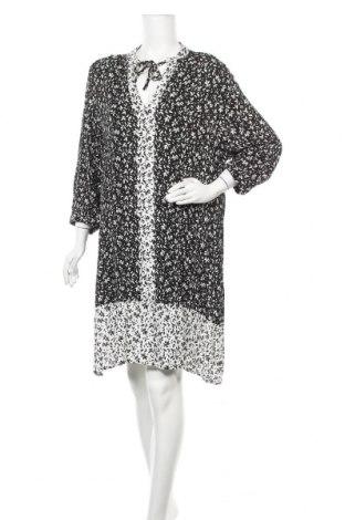 Φόρεμα Mix, Μέγεθος XXL, Χρώμα Μαύρο, Βισκόζη, Τιμή 14,29€