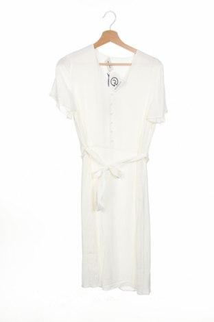 Φόρεμα Modstrom, Μέγεθος XS, Χρώμα Λευκό, Βισκόζη, Τιμή 46,08€