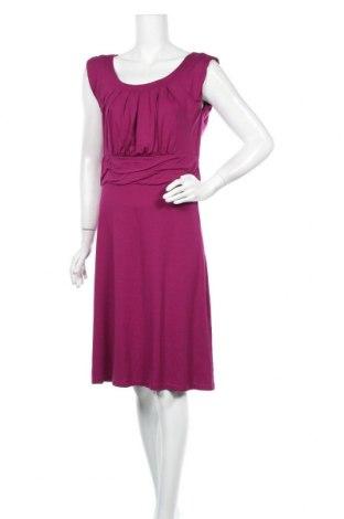 Φόρεμα More & More, Μέγεθος L, Χρώμα Βιολετί, 95% βισκόζη, 5% ελαστάνη, Τιμή 14,55€